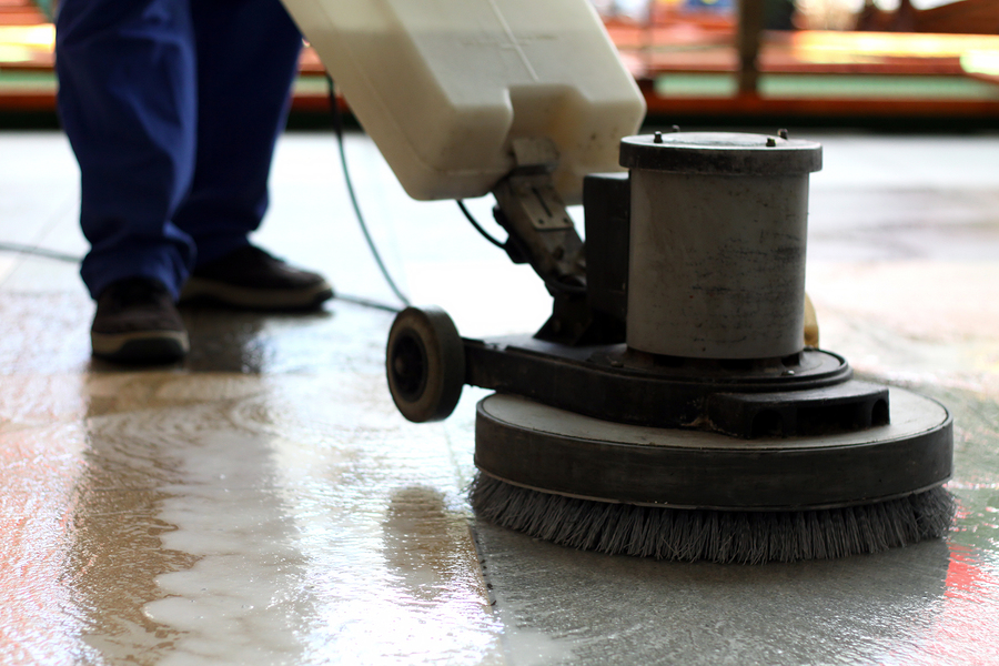Floor Stripping And Waxing Indianapolis